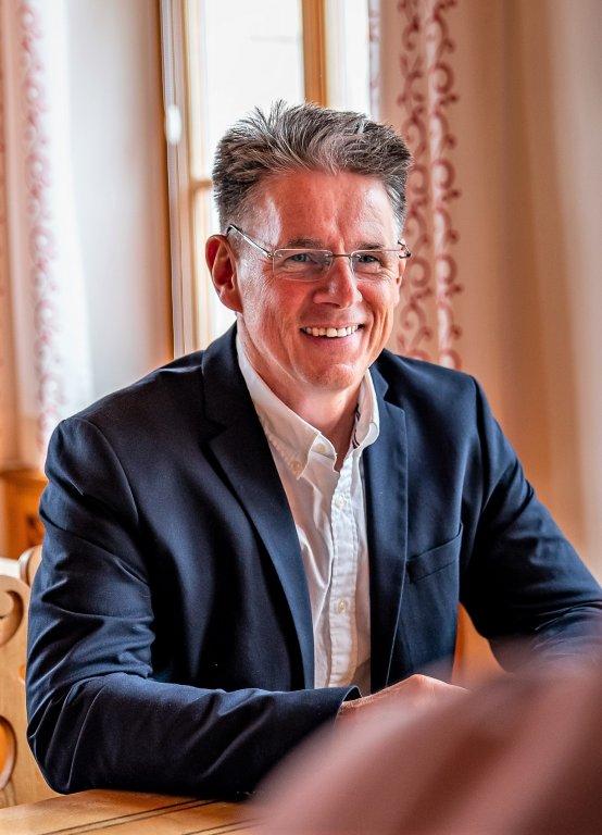 Grossansicht in neuem Fenster: Erster Bürgermeister Dr. Gerhard Braunmiller