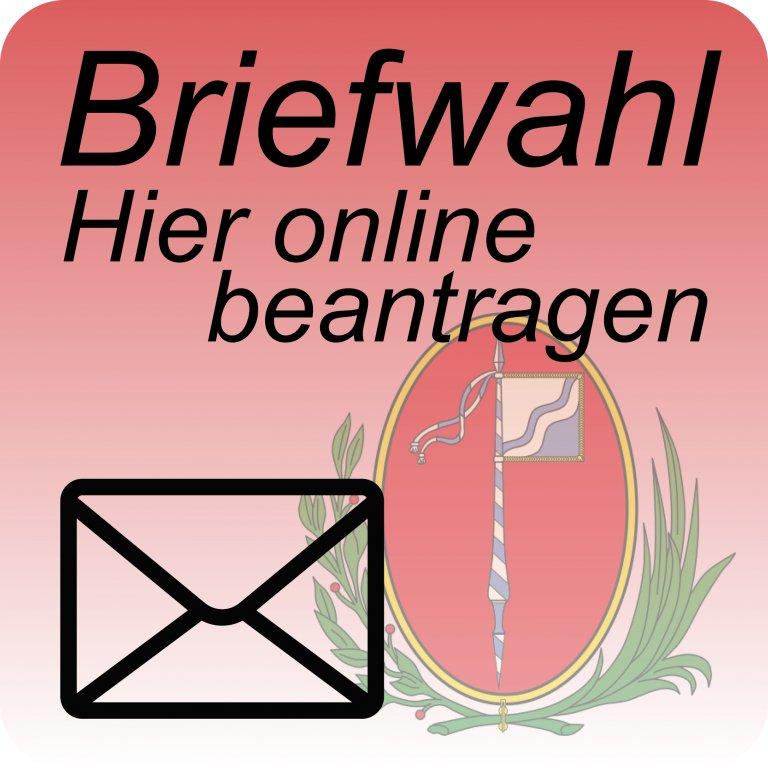 Button Breifwahl
