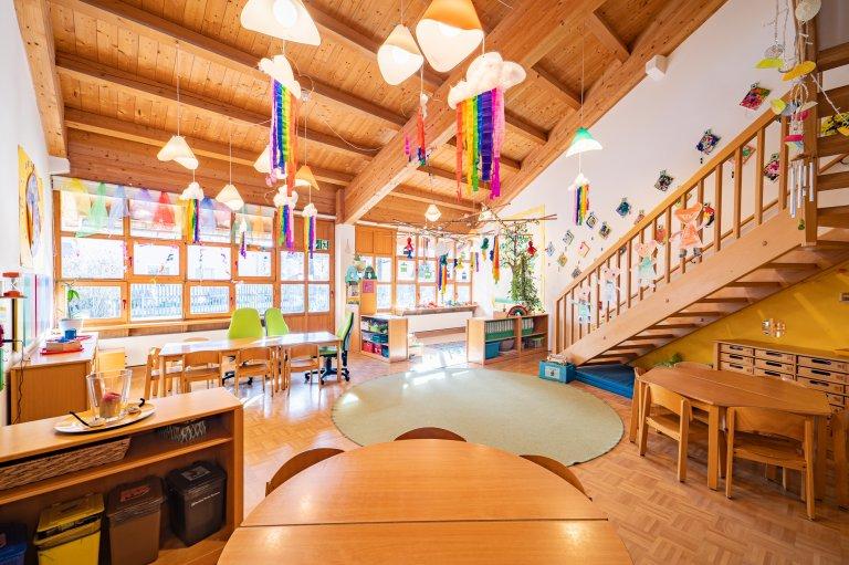 Gruppenraum_GRÜNE-GRUPPE_KindergartenStraß_1