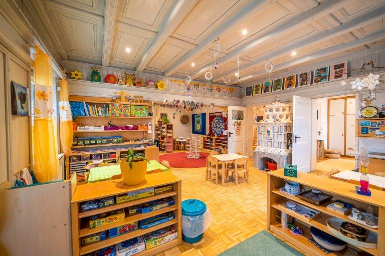 Gruppenraum_HASENGRUPPE_Montessori_Kindergarten_3